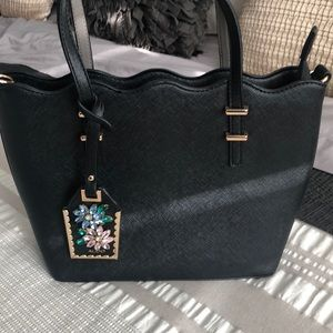 Black Aldo satchel bag